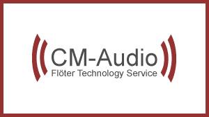 CM-Audio – Flöter Technology Service