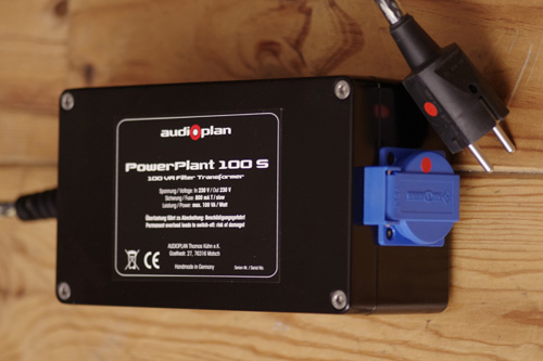 audioplan powerplanz s