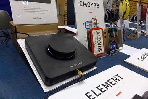 JDS Labs The Element DAC/KHV
