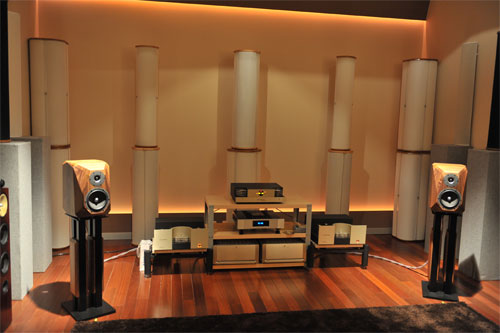 Diapason Sound Center