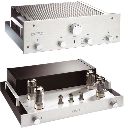 Octave Audio: HP 500 und RE 280
