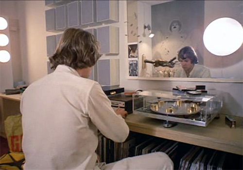 Transcriptors Hydraulic Reference im Film Clockwork Orange