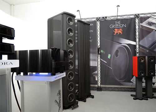 Gryphon Audio auf der High End 2012