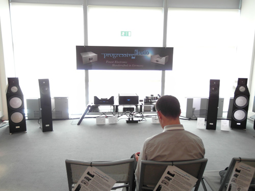 Progressive Audio auf der High End 2012