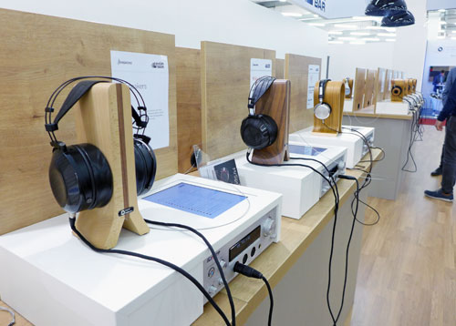 MrSpeakers Ether C, Perfect Sound d902 und Grado-Modelle