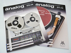 analog forum magazin