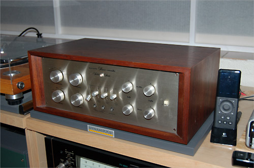 "Marantz Vorstufe ""Solid State 7 Stereo Console"""