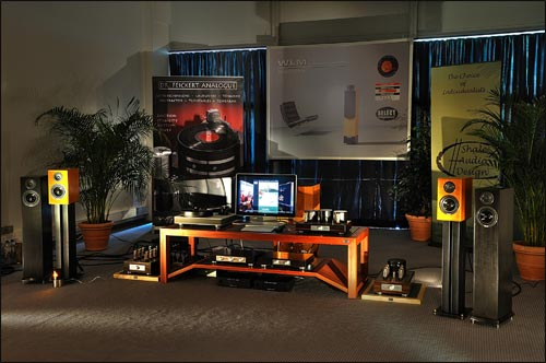 High End 2009: WLM, Dr. Feickert, Shale Audio