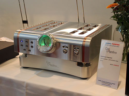 D'Agostino Momentum Integrated Amplifier