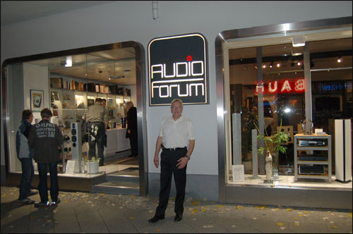Audio Forum