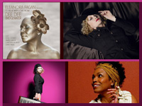 Goldfrapp, Head First  / Dee Dee Bridgewater, To Billie With Love From Dee Dee