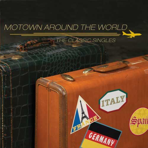 Motowm Around The World: The Classic Singles