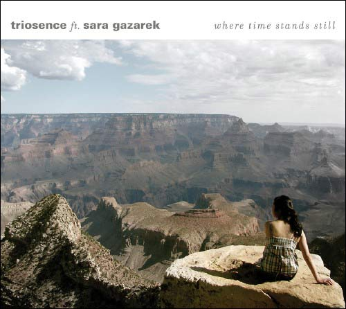 Triosence feat. Sara Gazarek / Where Time Stands Still
