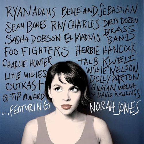 Norah Jones, Featuring