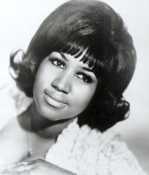 Mark Bego Aretha Franklin Queen of Soul