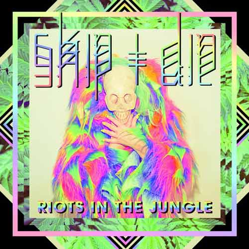 Skip & Die Riots In The Jungle Cover