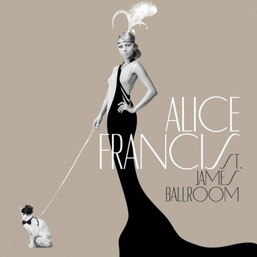 Alice Francis St. James Ballroom Cover
