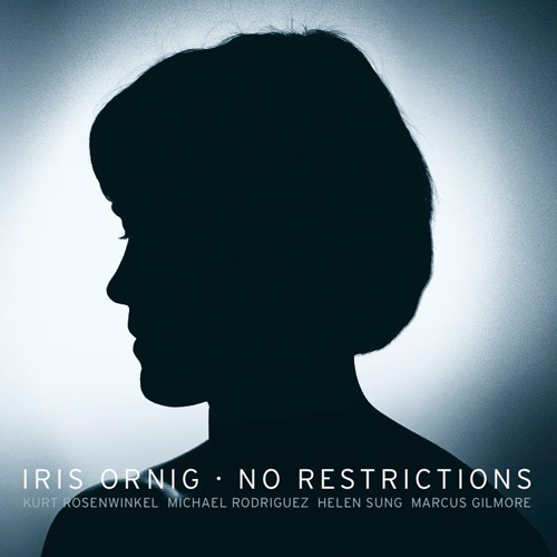 Iris Ornig No Restrictions Cover