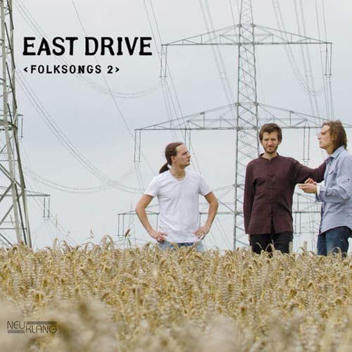 Eastdrive Folksongs 2 Cover
