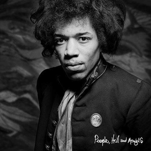 Jimi Hendrix | People, Hell & Angels Cover