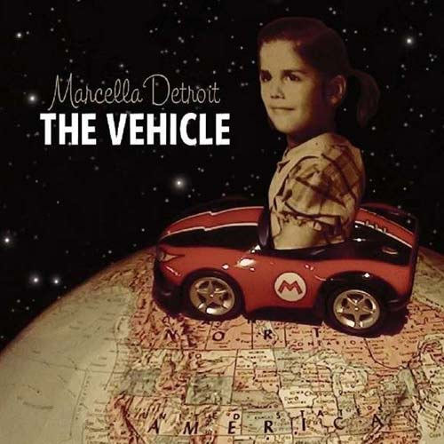 Marcella Detroit I The Vehicle I Cover