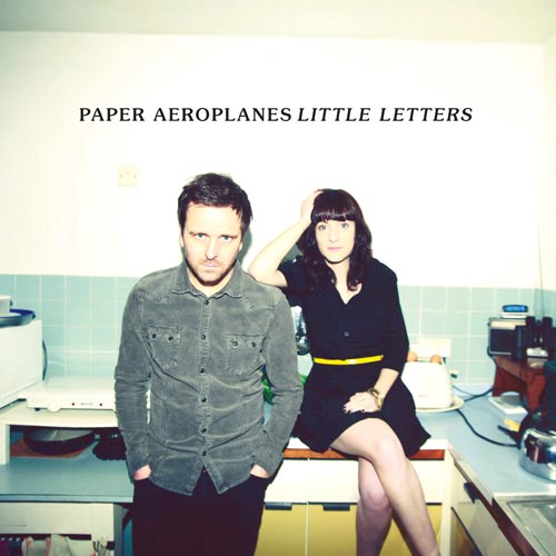 Paper Aeroplanes I Little Letters I Cover
