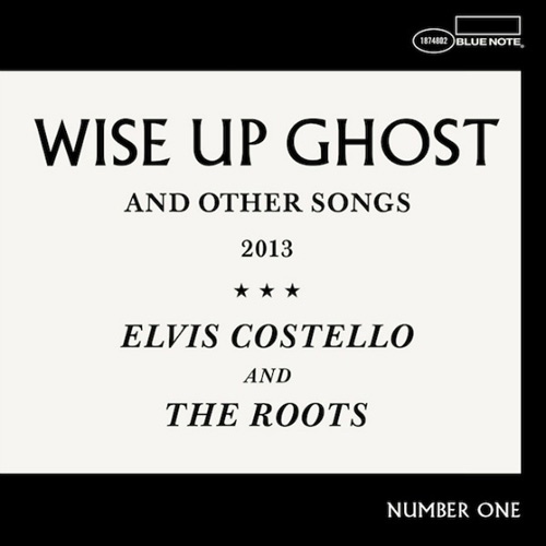 Elvis Costello & The Roots | Wise Up GhostI Cover