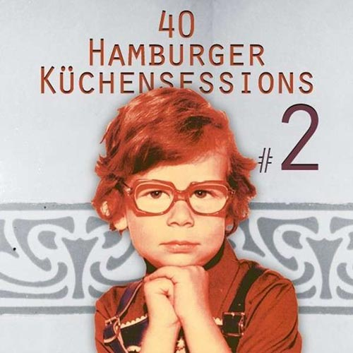 Various Artists | 40 Hamburger Küchensessions #2 Cover