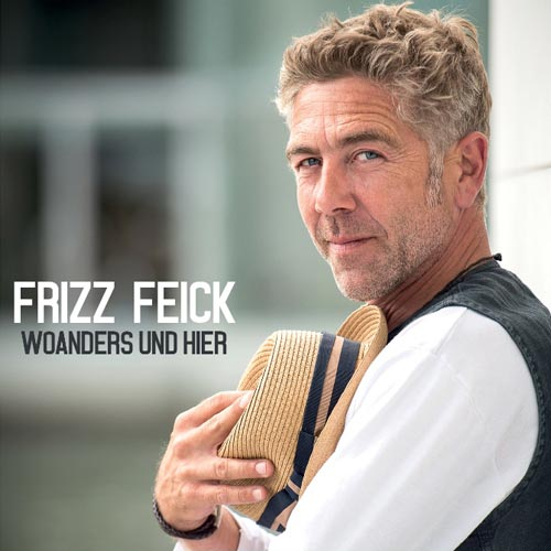 Frizz Feick | Woanders und Hier Cover