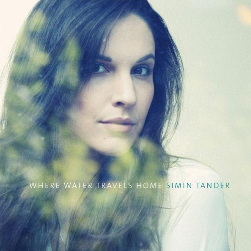 Simin Tander | Where Water Travels Home Cover