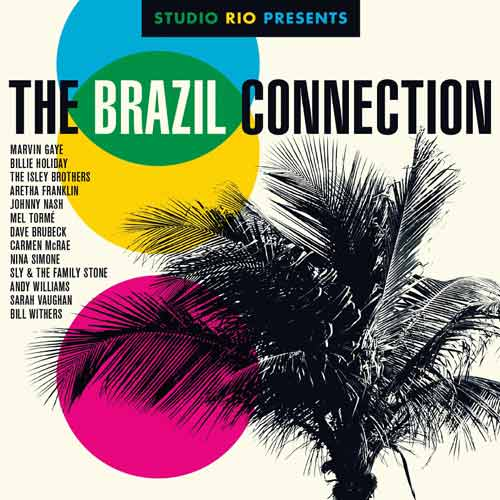 Brazil Connection Cover