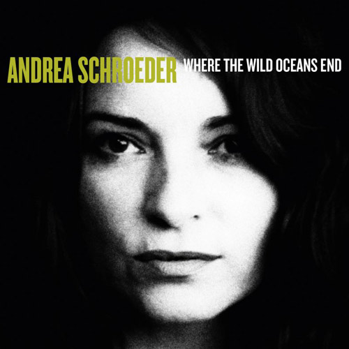 Andrea Schroeder | Where The Wild Oceans End Cover