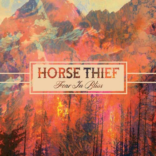 Horse Thief | Fear in Bliss Cover