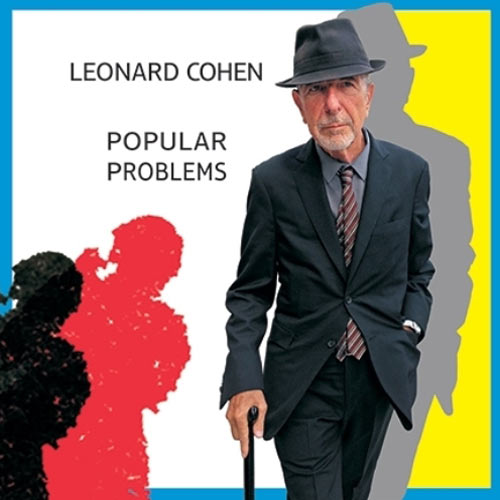Leonard Cohen | Popular Problems Cover