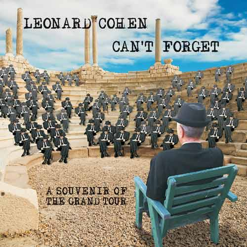 Leonard Cohen | Can't Forget  Cover