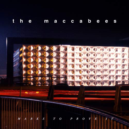 the maccabees cover