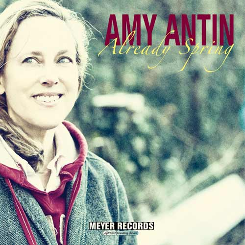 Amy Antin | Already Spring  Cover