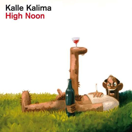 Kalle Kalima | High Noon Cover