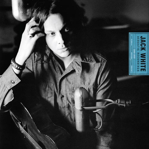 Jack White | Acoustic Recordings 1998-2016 Cover
