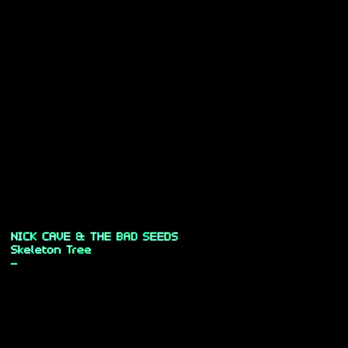 Nick Cave & The Bad Seeds | Skeleton Tree Cover