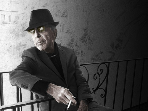 Leonard Cohen | You Want It Darker Teaser