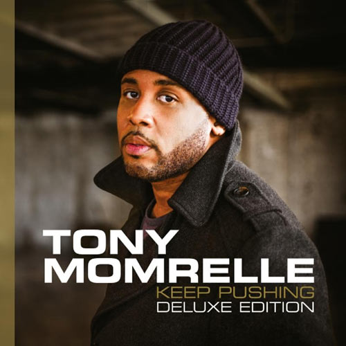 Tony Momrelle Cover