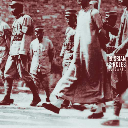 Russian Circles – Guidance Cover