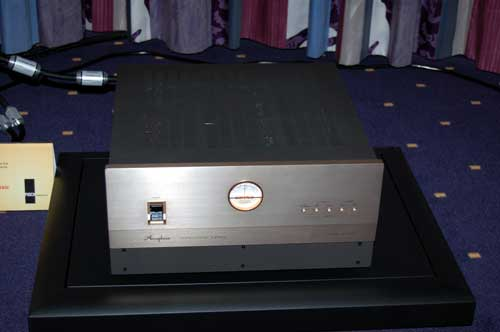 Norddeutsche HiFi-Tage 2008: Accuphase A-30