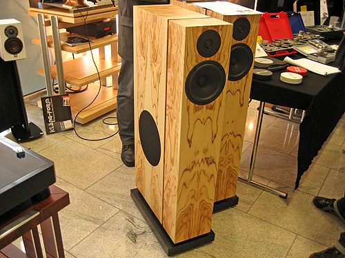 world of hifi messe