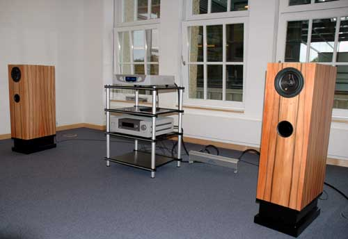 World of HiFi: Anlage mit Ascendo Wandlern