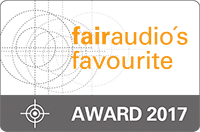 fairaudio's favourite Award 2017