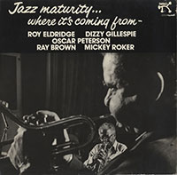 Jazz maturity ... where it comes from