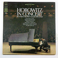 Horowitz in Concert