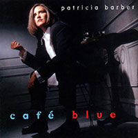 Patricia Barbers Cafe Blue